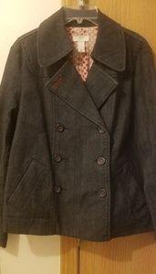 Ann Taylor Loft Pea jacket
